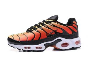 nike air max plus tn leather orange